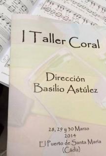Cartel I taller Coral_1