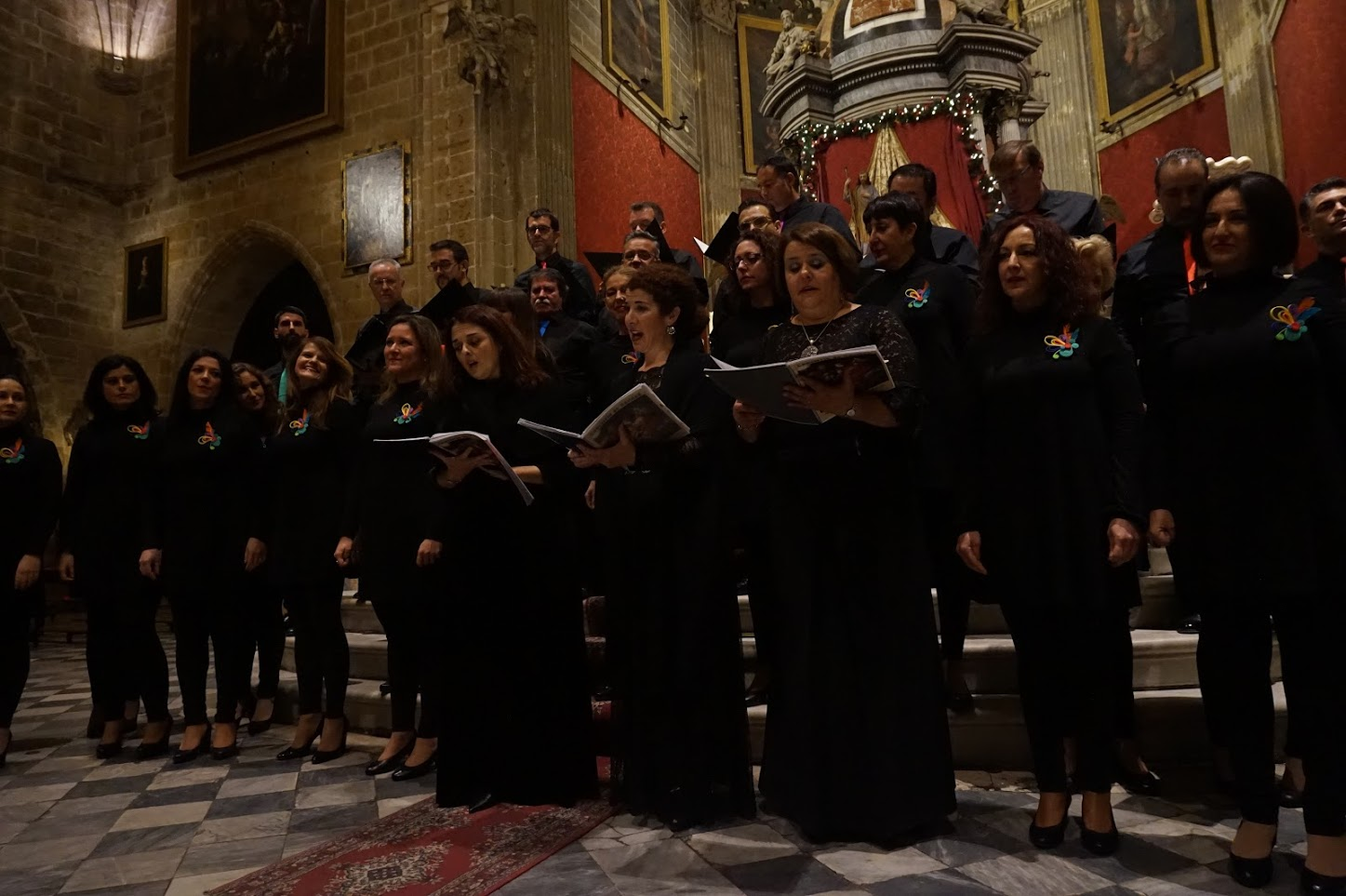 Concierto solidario de navidad 2017 escuela coral for Jardines de sabatini conciertos 2017