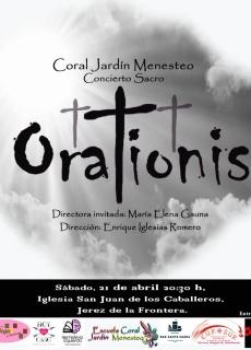 Concierto Sacro Orationis 2018